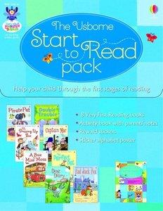 Start ot Read Pack