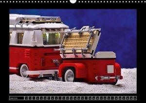 Der LEGO Bulli und sein Anhang