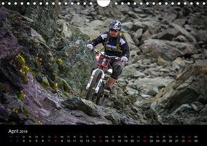 Mountainbike Freeride Momente