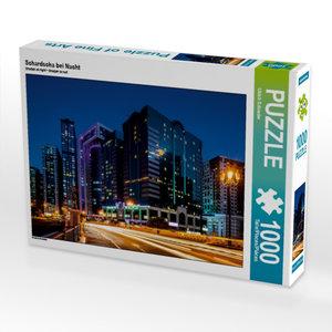 Schardscha bei Nacht 1000 Teile Puzzle quer