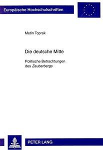 Die deutsche Mitte