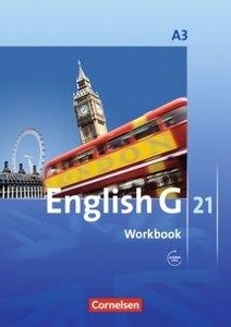 English G 21 - Ausgabe A 3. 7. Schuljahr. Workbook mit CD