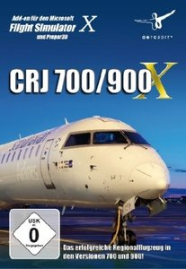 Flight Simulator X - Digital Aviation CRJ