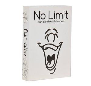 No Limit - für alle die sich trauen - Partyspiel - Trinkspiel -