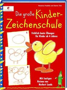 Die große Kinderzeichenschule