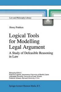 Logical Tools for Modelling Legal Argument