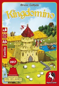Pegasus Spiele Kingdomino Fachhandels-exklusiv 2016