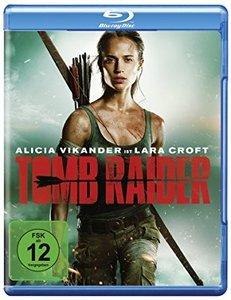 Tomb Raider, 1 Blu-ray