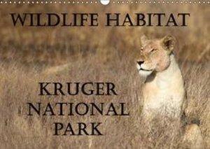 Wildlife Habitat Kruger National Park (Wall Calendar 2015 DIN A3