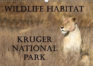 Wildlife Habitat Kruger National Park (Wall Calendar 2015 DIN A3