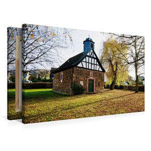 Premium Textil-Leinwand 75 cm x 50 cm quer Die Wilgefortiskapell