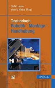 Taschenbuch Robotik - Handhabung - Montage