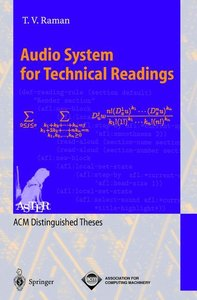 Audio System for Technical Readings