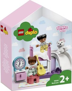 Duplo Kinderzimmer-Spielbox
