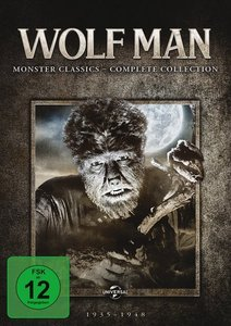 The Wolf Man: Monster Classics-Complet