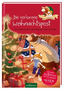 Hase und Holunderbär - Die verlorene Weihnachtspost (Jubiläumsti