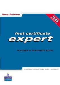 FCE Expert New Edition Teachers Resource book