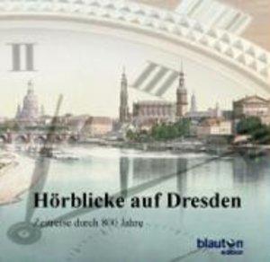 Hörblicke auf Dresden. CD