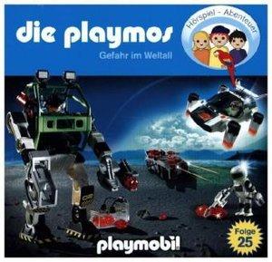 Die Playmos 25. Gefahr im Weltall