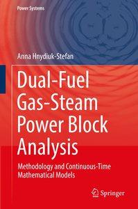 Dual-fuel Gas-Steam Power Block Analysis