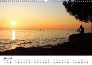 Im Schein der Sonne (Wandkalender 2019 DIN A3 quer)