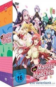 Die Monster Mädchen - DVD 1 + Sammelschuber