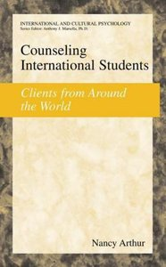 Counseling International Students