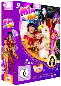 Mia and Me Box 2 - Staffel 1 (Folgen 14-26)