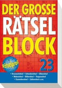 Rätselblock 23