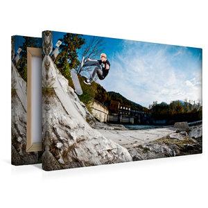 Premium Textil-Leinwand 45 cm x 30 cm quer #georgschlager #360fl