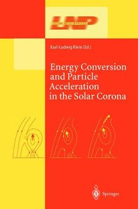 Energy Conversion and Particle Acceleration in the Solar Corona