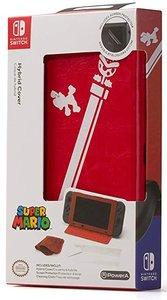 PowerA Hybrid Cover, Super Mario, Schutzhülle für Nintendo Switc