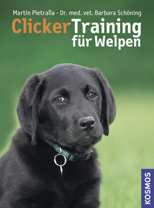 ClickerTraining für Welpen