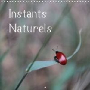 Instants Naturels (Calendrier mural 2015 300 × 300 mm Square)