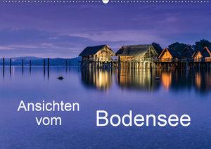 Ansichten vom Bodensee (Wandkalender 2019 DIN A2 quer)