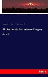 Photochemische Untersuchungen