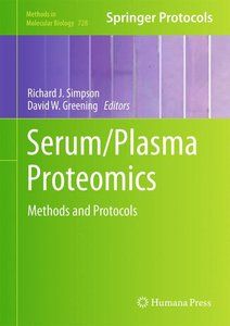 Serum/Plasma Proteomics