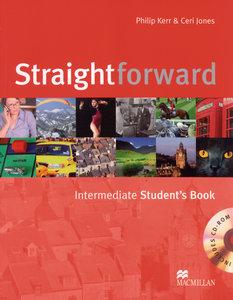 Straightforward Intermediate. Student's Book