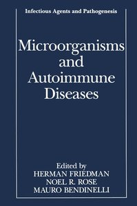Microorganisms and Autoimmune Diseases