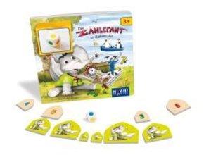 Lernspielbuch - Der Zählefant im Zahlenland