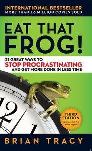 EAT THAT FROG 3/E