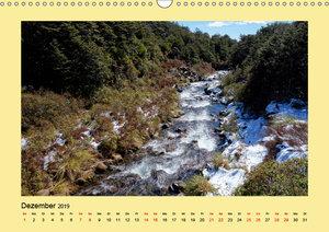 Neuseeland - Tongariro Nationalpark (Wandkalender 2019 DIN A3 qu
