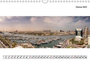 City - Panoramen (Wandkalender 2019 DIN A4 quer)