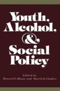 Youth, Alcohol, and Social Policy