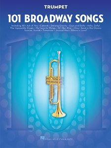 101 Broadway Songs: Trumpet
