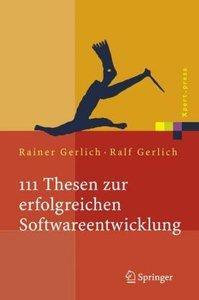 111 Thesen zur erfolgreichen Softwareentwicklung