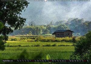 Myanmar - Im Land der Pagoden (Wandkalender 2019 DIN A2 quer)