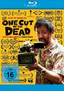 One Cut of the Dead, 1 Blu-ray