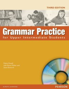 Grammar Practice for Upper-Intermediate Student Book no Key Pack