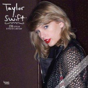 Taylor Swift 2018 - 18-Monatskalender